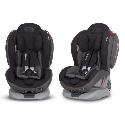EasyGo Tinto 0-25 kg ISOFIX biztonsági autósülés - Carbon
